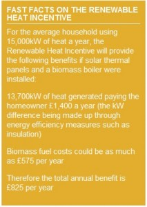 Renewable Heat Insentive